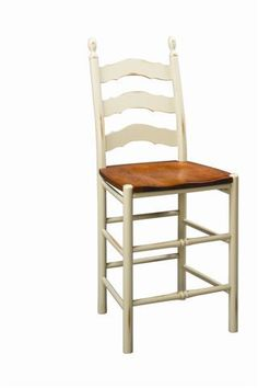 Amish French Country Bar Stool