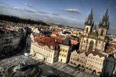 Prague, Czech Republic  Wanted: 1999  Visited: 1999