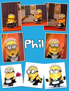Despicable Me: Phil