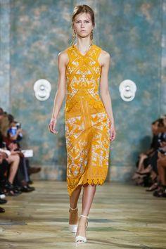 Look 23 - Tory Burch Ready To Wear Spring Summer 2016 New York - NOWFASHION