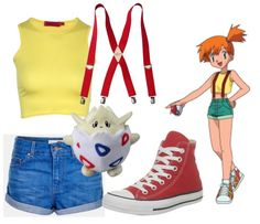 Misty Pokemon Halloween Costume