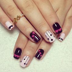 Botanic Nails, Pretty Nails, Hair Ideas, Nailart, Manicure, Fairy, Hair Beauty, Decoration, My Style