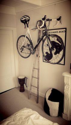 Handmade Bike Stand