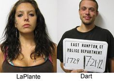 Couple charged in East Hampton copper thefts from church - The Middletown Press