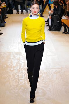 Jil Sander | Fall 2011 Ready-to-Wear Collection | Style.com