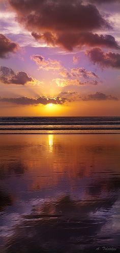 ~~Bali sunset ~ Kuta beach, Bali by Andrey Tolstikov~~