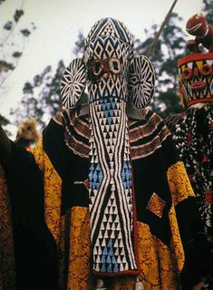 The Bamileke of Cameroon https://www.flickr.com/photos/26442169@N07/2516242708/