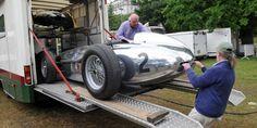 Rod Jolley - Paddock - Grand Prix de Pau Historique