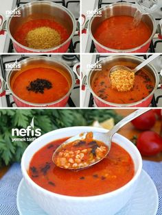 Curry, Pasta, Food And Drink, Soup, Cooking Recipes, Ethnic Recipes, Kitchen, Dishes, Kitchens
