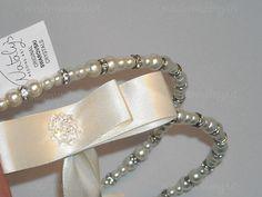 STEFANA Ivory or White Greek Orthodox Wedding by NatalysWeddingArt, $78.00