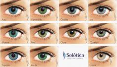 lentes de contacto solotica - Bing Imágenes