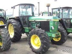 tractores agricolas john deere  Empresa gestora de ventas oferta:  21 tractores agricolas marca JOhn Deere, encabinados, en muy ...  http://sinaloa-de-leyva.evisos.com.mx/tractores-agricolas-john-deere-id-615923