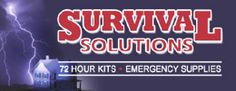 place to buy your 72 hour emergency kit... this is for our zombie apocalypse