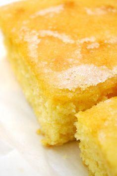Mary Berry's Lemon Drizzle Traybake