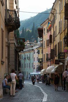 Gargnano, Lake Garda, Italy