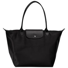 LONGCHAMP LE PLIAGE NÉO HANDBAG BLACK - Longchamp Online #longchamp #handbag #bag #black