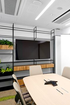 Our meeting rooms boost wellbeing and the office experience. What should your workspace do for you? Real Estate Office, Us Real Estate, Meeting Rooms, Improve Flexibility, Office Environment, Can Design, Workspaces, Indoor Air Quality, Arrow
