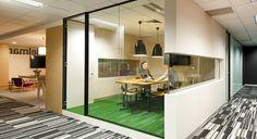 Creative Unique Office Interior Design Meeting Room