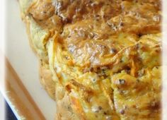 Cake aux carottes et surimis