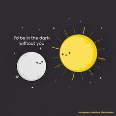 Light of my life - credit : http://instagram.com/nabhan_illustrations & https://www.facebook.com/pages/Nabhan-Abdullatif/218421908222045