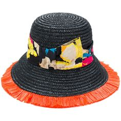floral strap hat - Black Etro Free Shipping Largest Supplier gNxWy