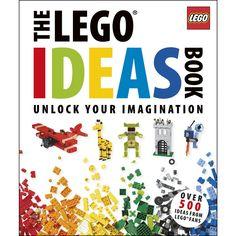 The Lego Ideas Book (Hardcover) by Daniel Lipkowitz