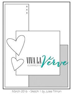 Always Playing with Paper: Viva la Verve & Power Poppy