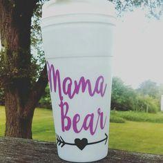 Mama Bear Coffee Mug  $10  Like Elleriah Boutique on Facebook!