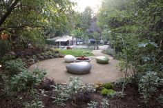 Form LA Landscapers - Fire Pit and Perch