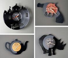 Record clocks