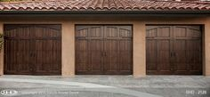 At Ranch House Doors, the doors are carefully handcrafted to complement all architectural styles of your desires. Check our Cadiz collection for garage doors.