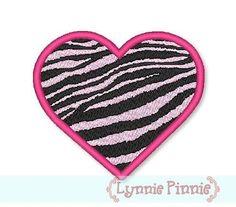 LP-zebra heart