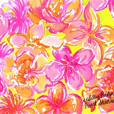 Pop a Zyrtec...SUMMER. IS. HERE. #Lilly5x5