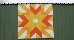 Barn Quilt Driving Trail, Warren County New Jersey