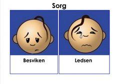 Mariaslekrum - Illustrerade känslor. Learn Swedish, Swedish Language, Autism Spectrum Disorder, Asd, Social Skills, Emoji, Arts And Crafts, Motivation, Education