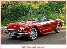 1962 Chevrolet Corvette | Flickr - Photo Sharing! #chevroletcorvette1962
