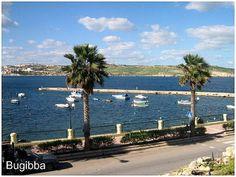 Bugibba Malta - Buġibba es una localidad de Malta. Lo que un día fue un pueblo de pescadores, es hoy en día una de las zonas turísticas más visitadas de toda la isla. Está situada cerca de Qawra.