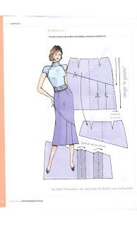 patterned dresses for wedding guest Dress Making Patterns, Skirt Patterns Sewing, Clothing Patterns, Pola Rok, Pekinese, Skirt Pattern Free, Sewing Class, Pattern Cutting, Pattern Drafting