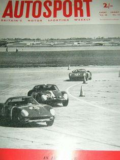 SEBRING 12 HOURS 1964 FERRARI 275P MIKE PARKES MAGLIOLI JIM CLARK LOTUS CORTINA 4 Hours, Lotus, Britain, Ferrari, Racing, Running, Lotus Flower, Auto Racing, Lily