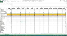 Usa Excel y Kakebo y consigue ahorrar