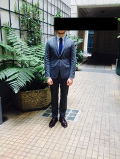 #suit #menswear #fashion #clothing #ootd #tailoring #waywt