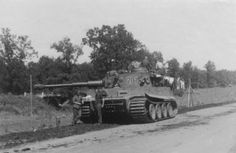 Tiger 1...Early production