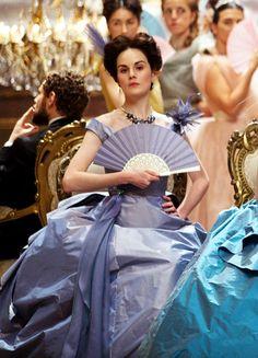 "Michelle Dockery - ""Anna Karenina"" (2012) - Costume designer : Jacqueline Durran"