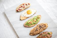 How to Make Sweet Potato Toast 5 Ways | Nutrition Stripped