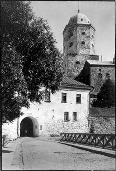 Viipuri Viborg, Pisa, Nostalgia, Tower, Travel, Vintage, Finland, Historia, Rook