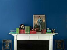 washington blue benjamin moore cw-630 | Found on colorchats.benjaminmoore.com