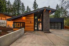 Kim's FIDC Dreamboard Different West Coast Contemporary Home Exterior Designs Modern Small House Design, House Goals, West Coast, Exterior Design, Architecture Design, Facades, Future, Google Search, Ideas