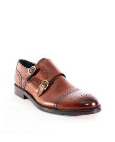 62c03390acfa6 Zapatos Monk Strap LUIS GONZALO armañac 1662H · Moda HombreCalzadoPantalonesZapatos  De HombreGentilhombre