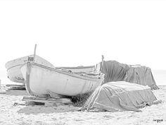 Barcas (Badalona) | por josé gracia gonzález