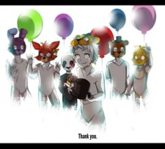 To make you feel even worse. www.youtube.com/watch?v=4OFGUH… I've finally finished fnaf3. I have to say night 6 has been... a real nightmare, eh eh. Of course at first I took the bad ending,...